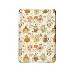 Sinister Helloween Cat Pumkin Bat Ghost Polka Dots Vampire Bone Skull Ipad Mini 2 Hardshell Cases
