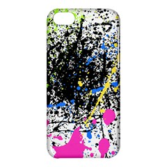 Spot Paint Pink Black Green Yellow Blue Sexy Apple Iphone 5c Hardshell Case