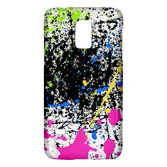 Spot Paint Pink Black Green Yellow Blue Sexy Galaxy S5 Mini
