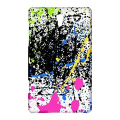 Spot Paint Pink Black Green Yellow Blue Sexy Samsung Galaxy Tab S (8 4 ) Hardshell Case