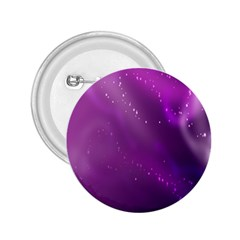 Space Star Planet Galaxy Purple 2 25  Buttons