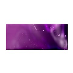 Space Star Planet Galaxy Purple Cosmetic Storage Cases
