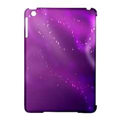 Space Star Planet Galaxy Purple Apple Ipad Mini Hardshell Case (compatible With Smart Cover)