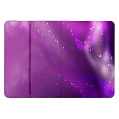 Space Star Planet Galaxy Purple Samsung Galaxy Tab 8 9  P7300 Flip Case
