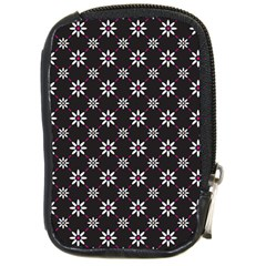Sunflower Star Floral Purple Pink Compact Camera Cases