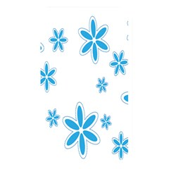 Star Flower Blue Memory Card Reader