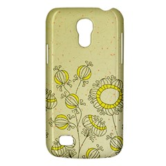 Sunflower Fly Flower Floral Galaxy S4 Mini