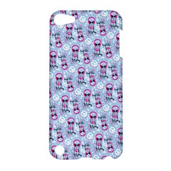 Pattern Kitty Headphones  Apple Ipod Touch 5 Hardshell Case