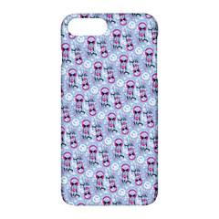 Pattern Kitty Headphones  Apple Iphone 7 Plus Hardshell Case