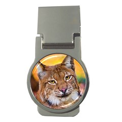 Tiger Beetle Lion Tiger Animals Money Clips (round)