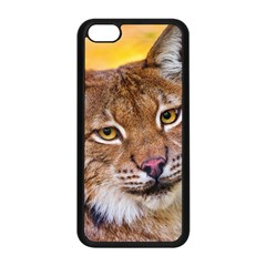 Tiger Beetle Lion Tiger Animals Apple Iphone 5c Seamless Case (black)