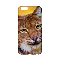 Tiger Beetle Lion Tiger Animals Apple Iphone 6/6s Hardshell Case