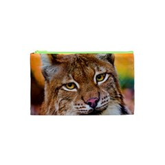 Tiger Beetle Lion Tiger Animals Cosmetic Bag (xs)
