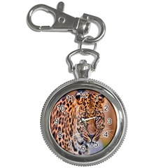 Tiger Beetle Lion Tiger Animals Leopard Key Chain Watches