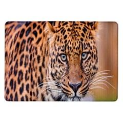 Tiger Beetle Lion Tiger Animals Leopard Samsung Galaxy Tab 10 1  P7500 Flip Case