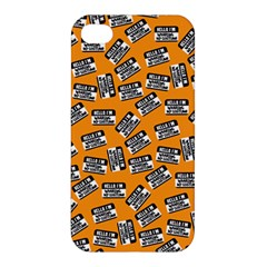 Pattern Halloween Wearing Costume Icreate Apple Iphone 4/4s Hardshell Case