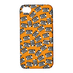 Pattern Halloween Wearing Costume Icreate Apple Iphone 4/4s Hardshell Case With Stand