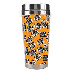 Pattern Halloween Wearing Costume Icreate Stainless Steel Travel Tumblers