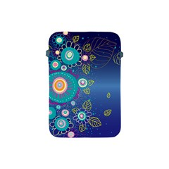 Flower Blue Floral Sunflower Star Polka Dots Sexy Apple Ipad Mini Protective Soft Cases