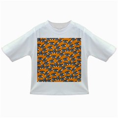 Pattern Halloween  Infant/toddler T Shirts