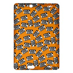 Pattern Halloween  Amazon Kindle Fire Hd (2013) Hardshell Case