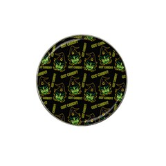 Pattern Halloween Witch Got Candy? Icreate Hat Clip Ball Marker (4 Pack)
