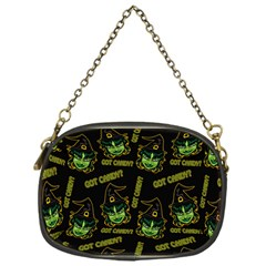 Pattern Halloween Witch Got Candy? Icreate Chain Purses (one Side)