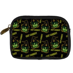 Pattern Halloween Witch Got Candy? Icreate Digital Camera Cases