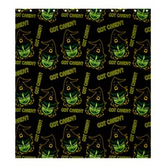 Pattern Halloween Witch Got Candy? Icreate Shower Curtain 66  X 72  (large)