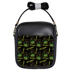 Pattern Halloween Witch Got Candy? Icreate Girls Sling Bags