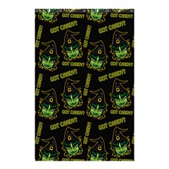 Pattern Halloween Witch Got Candy? Icreate Shower Curtain 48  X 72  (small)