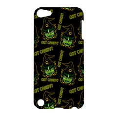 Pattern Halloween Witch Got Candy? Icreate Apple Ipod Touch 5 Hardshell Case