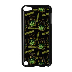 Pattern Halloween Witch Got Candy? Icreate Apple Ipod Touch 5 Case (black)