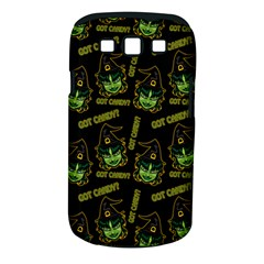 Pattern Halloween Witch Got Candy? Icreate Samsung Galaxy S Iii Classic Hardshell Case (pc+silicone)