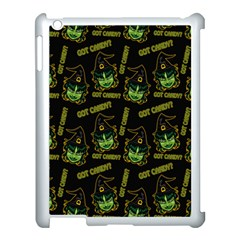 Pattern Halloween Witch Got Candy? Icreate Apple Ipad 3/4 Case (white)