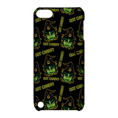 Pattern Halloween Witch Got Candy? Icreate Apple Ipod Touch 5 Hardshell Case With Stand