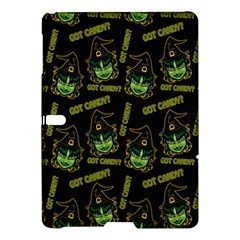 Pattern Halloween Witch Got Candy? Icreate Samsung Galaxy Tab S (10 5 ) Hardshell Case