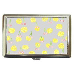 Cute Fruit Cerry Yellow Green Pink Cigarette Money Cases
