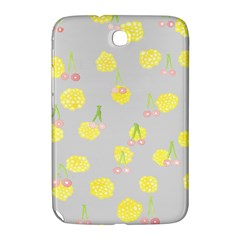 Cute Fruit Cerry Yellow Green Pink Samsung Galaxy Note 8 0 N5100 Hardshell Case