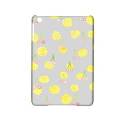 Cute Fruit Cerry Yellow Green Pink Ipad Mini 2 Hardshell Cases