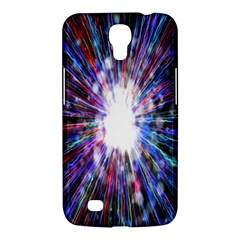 Seamless Animation Of Abstract Colorful Laser Light And Fireworks Rainbow Samsung Galaxy Mega 6 3  I9200 Hardshell Case