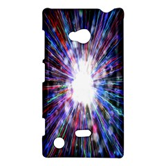 Seamless Animation Of Abstract Colorful Laser Light And Fireworks Rainbow Nokia Lumia 720