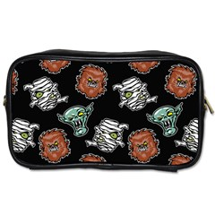 Pattern Halloween Werewolf Mummy Vampire Icreate Toiletries Bags
