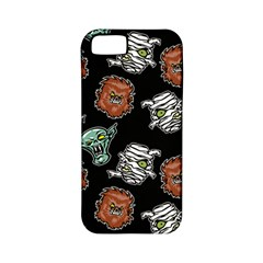 Pattern Halloween Werewolf Mummy Vampire Icreate Apple Iphone 5 Classic Hardshell Case (pc+silicone)