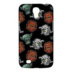 Pattern Halloween Werewolf Mummy Vampire Icreate Samsung Galaxy Mega 6 3  I9200 Hardshell Case