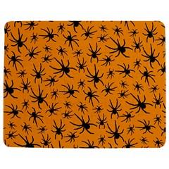 Pattern Halloween Black Spider Icreate Jigsaw Puzzle Photo Stand (rectangular)