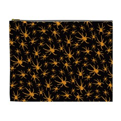 Halloween Spiders Cosmetic Bag (xl)