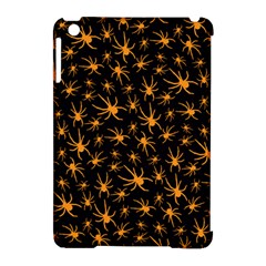 Halloween Spiders Apple Ipad Mini Hardshell Case (compatible With Smart Cover)