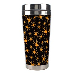Halloween Spiders Stainless Steel Travel Tumblers