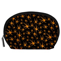 Halloween Spiders Accessory Pouches (large)